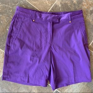 Lady Hagen golf shorts